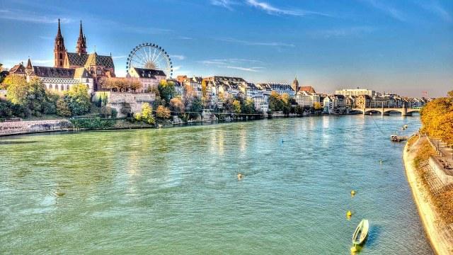 Tagungshotels in Basel bei tagungshotels.biz buchen