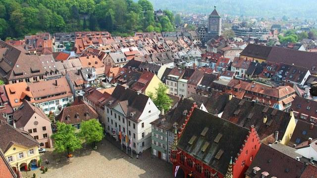 Tagungshotels in Freiburg bei tagungshotels.biz buchen
