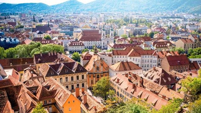 Tagungshotels in Graz bei tagungshotels.biz buchen