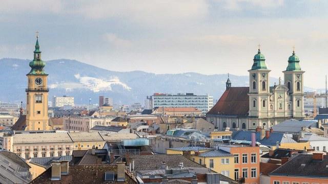 Tagungshotels in Linz bei tagungshotels.biz buchen