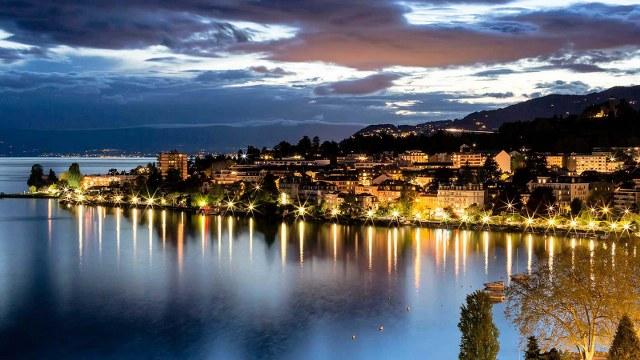 Tagungshotels in Montreux bei tagungshotels.biz buchen