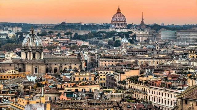 Tagungshotels in Rom bei tagungshotels.biz buchen