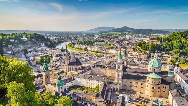 Tagungshotels in Salzburg bei tagungshotels.biz buchen