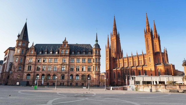 Tagungshotels in Wiesbaden bei tagungshotels.biz buchen