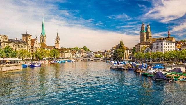 Tagungshotels in Zürich bei tagungshotels.biz buchen