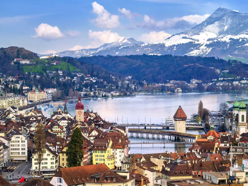 Seminarhotels in Luzern