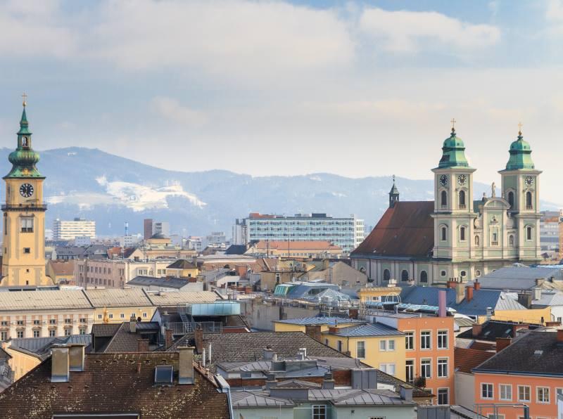 Tagungshotels in Linz an der Donau