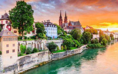 Messestadt Basel – La Dolce Vita am Rheinufer