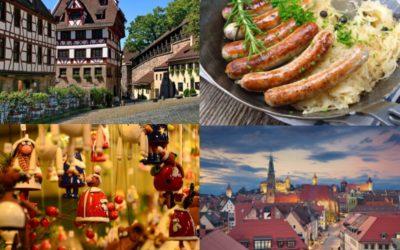 Tagungshotels in Nürnberg – Nämberch oder Närrnberch?