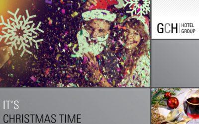Weihnachten bei der GCH Hotel Group